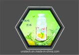 Supports de toile d'intérieur de la publicité en Acrylique Crystal LED magnétique Ads Boîte à lumière