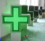 P20 Croix de la pharmacie affichage LED
