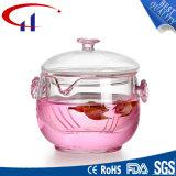 De milieuvriendelijke Hoge Theepot van het Glas Borosilicate (CHT8140)