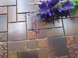 米国式の銅は作った壁の装飾のモザイク(CFM1017)を