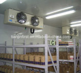 Chambre froide de basse température pour le traitement de fruits de mer de viande