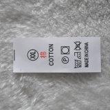 Étiquettes de taille d'impression de Chine Hangzhou pour le vêtement
