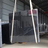 Черная низкая цена Nero Marquina мраморный оптовая от фабрики Yunfu