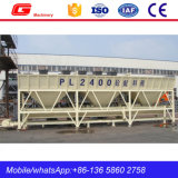 Medida Batcher concreto do cilindro de 3 escaninhos para a venda (PL2400)