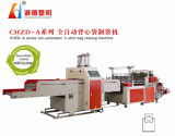 2 Line Full Automatic Pouncher T-Shirt Bag Making Machine