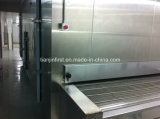 Congelação rápida do congelador da explosão do túnel para o marisco da carne