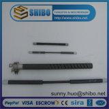 Super het Verwarmen van het Silicium van het Carbide (SiC) Element in Oven Op hoge temperatuur
