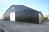 Fornitore chiaro prefabbricato progettato eccellente del magazzino della struttura d'acciaio (KXD-140)