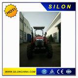 De Tractor van de Tractor van de Tractor 100HP van het Wiel van de Tractor van het landbouwbedrijf 4WD