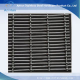 Forte rete metallica unita dell'acciaio inossidabile 316 dell'ottone 304 della struttura tessuto resistente da vendere