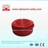 Isolation en PVC électrique sur le fil de cuivre solide pour Equipment-Household