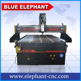 El Motor de pasos de corte CNC Router la máquina con 3kw enfriado por aire el husillo 1325