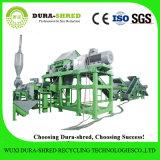 Dura-Shred филировальная машина для рециркулировать покрышки