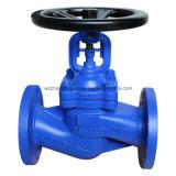 DIN стандарты сильфонным уплотнением Регулирующий клапан