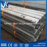 Galvanisierter gekerbter Träger des Stahl-I