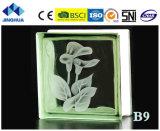Высокое качество Jinghua художественных B-1 Окраска стекла блок/кирпича
