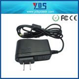 12V 1A noi Wall Plug Adapter