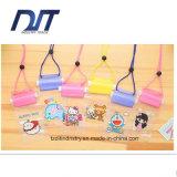 PVC del fumetto del fornitore della Cina con il sacchetto impermeabile della cinghia del collo