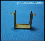 Clips galvanizados industriales del metal que dejan de lado