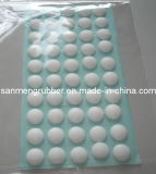 Selbst-Doppelte anhaftende Gummifüße/Gummifüße der Auflage-3M