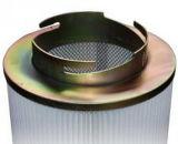 Gire filtro de bloqueo del cartucho de turbina de gas / toma de aire