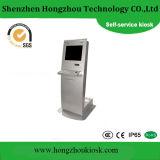 Suporte de Piso para 15 polegadas quiosque de pagamento de contas com tela sensível ao toque
