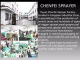 Pompe liquide de lotion de shampooing de soins de la peau de pompe du savon CF-L-3