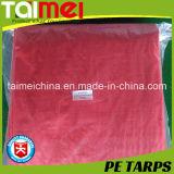 Folha de toldo PE impermeável com tratamento UV
