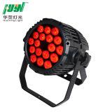 高品質(1) 18PCS屋外LEDの防水標準ライトの3/4