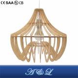 Оптовый светильник самомоднейшей конструкции деревянный привесной