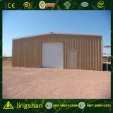 Изготовленное Steel Structure Building Project в Саудовской Аравии (L-S-060)