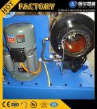 """판매를 위한 1/4대의 """" 2에 """" 세륨 Finn 힘 유압 호스 주름을 잡는 기계"""