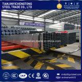 Tubo quadrato d'acciaio sottile della parete 80X80 con lo standard di ASTM