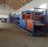 La dispersion de compoundage en caoutchouc pétrin deux rouleaux en ligne de production de la machine d'usine de mélange
