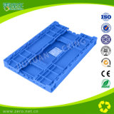 Caixas de dobramento dobráveis plásticas sem as tampas para o supermercado