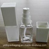 Tarro cosmético del cosmético de la botella de la botella plástica al por mayor