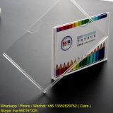 Freier Plastikacrylinformations-Großhandelskasten