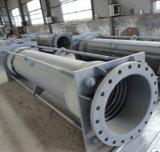 Puente de acero inoxidable fuelles de dilatación