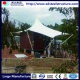 Acero inoxidable prefabricada Casa prefabricada-Cobertizos-prefabricada de acero Almacén