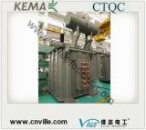 transformador del horno de arco de 2.5mva 10kv