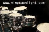 Jeu facultatif de tambour de PVC 5-PCS de vente de couleur chaude de qualité