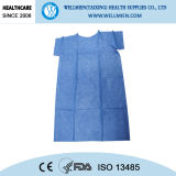 짠것이 아닌 Disposable PP Sterile Isolation Gown 또는 Hospital Surgical Gown