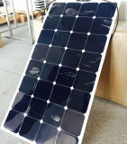 대중적인 휴대용 유연한 태양 전지판 100W 120W 150W 200W 250W