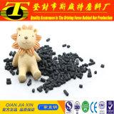Точный уголь качества основал активированный уголь колонки для очищения воздуха