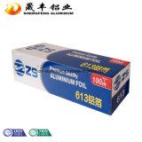 Papel de aluminio para el envasado de alimentos (8011-O)