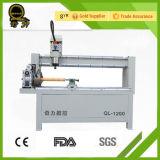 Ql-1200 Jinan Fabrik-Zubehör-Cer 3D hölzerne CNC-Fräser-Maschine