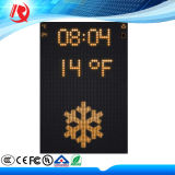 Sem lâmpada de morte SMD P10 Red LED Display Screen Module
