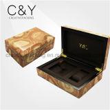 Caixa de relógio de madeira feita sob encomenda luxuosa da venda 2017 quente