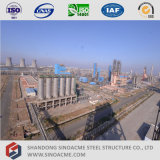 Construction industrielle préfabriquée de structure métallique de Chine