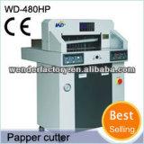 Fabricante profesional de servicio hidráulico de papel de alta velocidad pesada máquina de corte